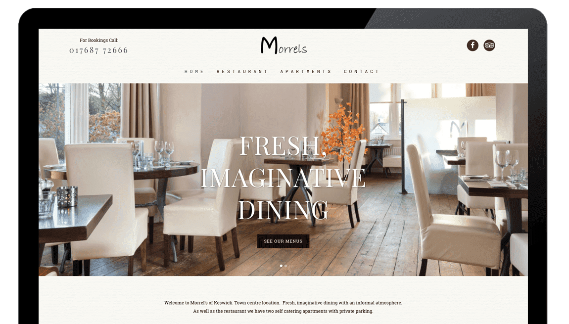 affordable web design cumbria